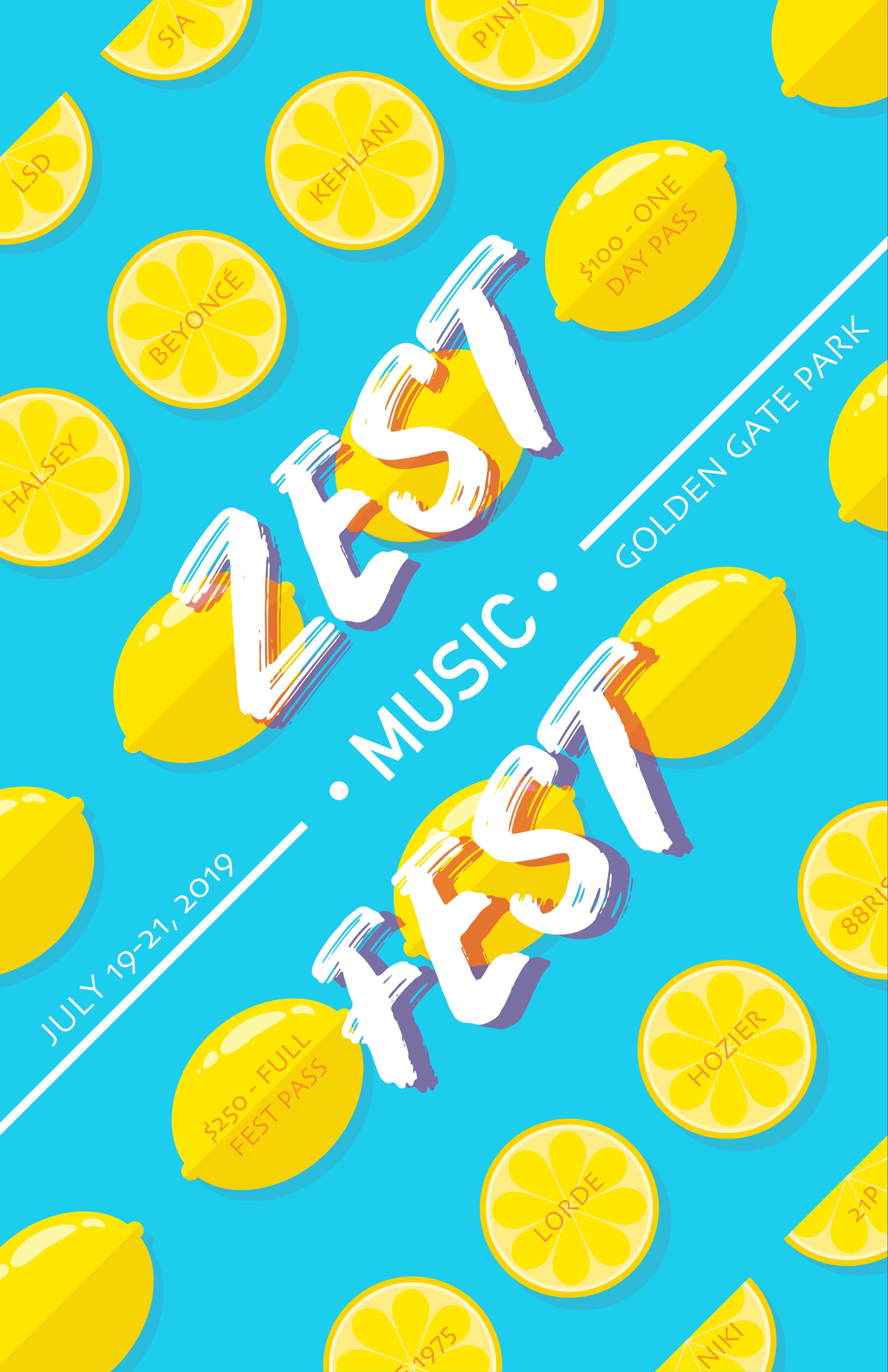 Zest Fest 1