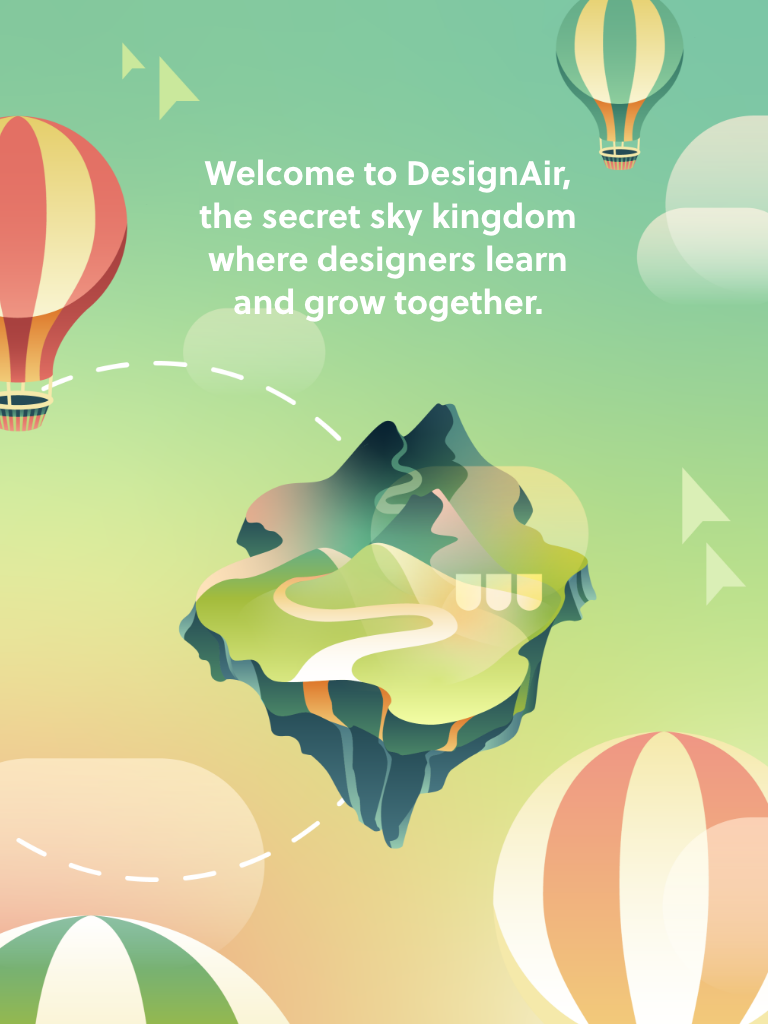 Welcome to DesignAir